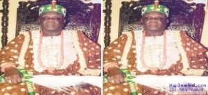 Horror! Gunmen Storm Iba Palace, Abduct Monarch, Shoots Wife, Kill Guard